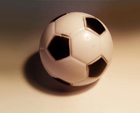 Футбольный мяч 3D