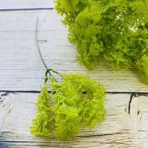 Зелень для мыльных букетов